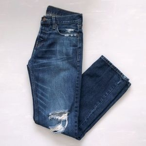 Hollister Classic Straight Men's Button Fly Jeans